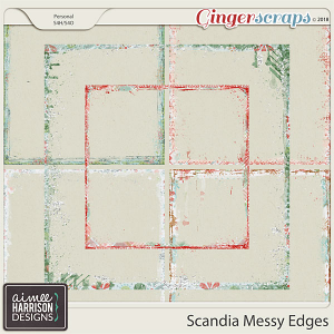 Scandia Messy Edges by Aimee Harrison
