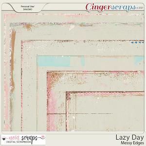 Lazy Day - Messy Edges - by Neia Scraps