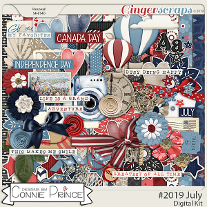 #2019 July - Kit by Connie Prince