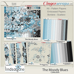 The Moody Blues Collection by Lindsay Jane