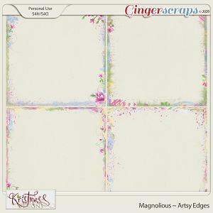 Magnolious Artsy Edges