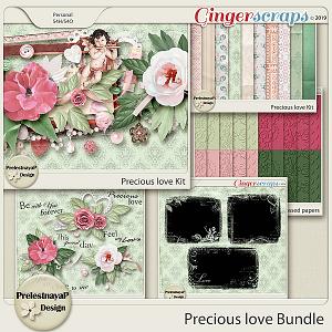 Precious love Bundle