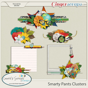 Smarty Pants Clusters