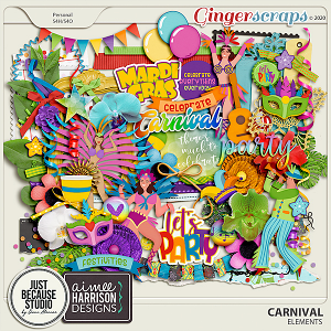 Carnival Elements by JB Studio and Aimee Harrison Designs
