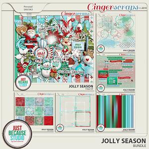 Jolly Season Bundle by JB Studio