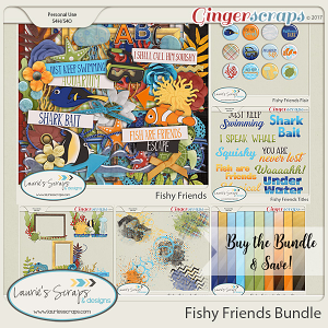 Fishy Friends Bundle