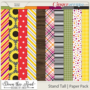 Stand Tall | Paper Pack