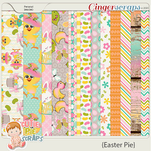 Easter Pie Papers Pack