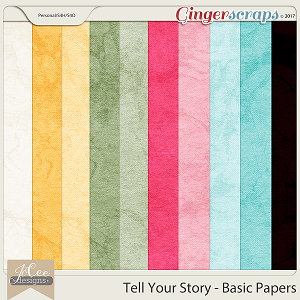 Tell Your Story Basic Papers