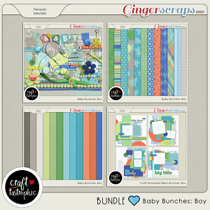 Baby Bunches Boy: Bundle