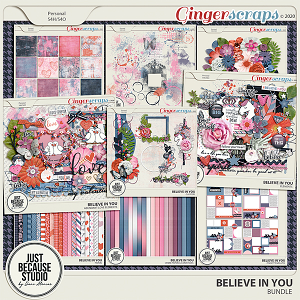 Believe In You Bundle by JB Studio