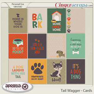 Tail Wagger - Cards