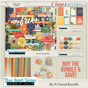 Be A Friend Bundle