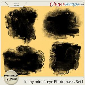 In my mind's eye Photomasks Set1