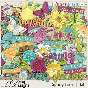 Spring Time by LDragDesigns