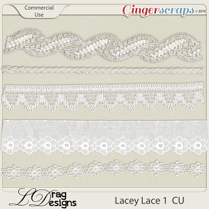 Lacey Lace 1 CU by LDragDesigns