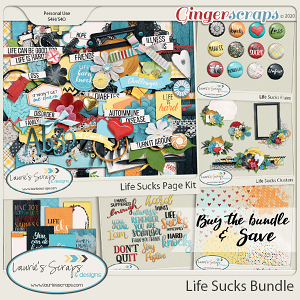 Life Sucks Bundle