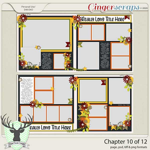 Chapter 10 of 12 by Dear Friends Designs