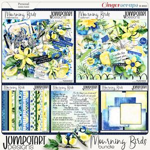 Mourning Birds {Bundle} by Jumpstart Designs