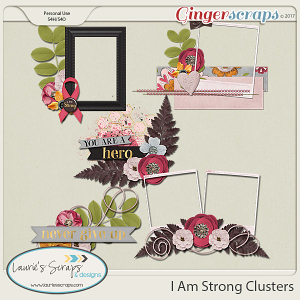 I am Strong Clusters