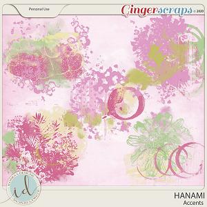 Hanami Accents by Ilonka's Designs