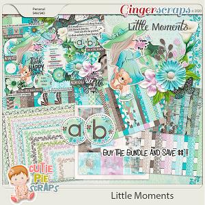 Little Moments Bundle Pack