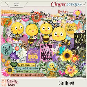 Bee Happy-Elements