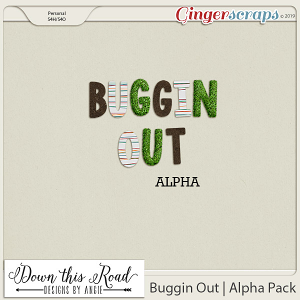 Buggin' Out | Alpha Pack