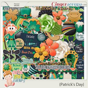 Patrick's Day Page Kit