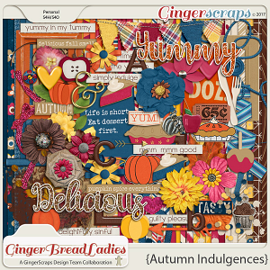 GingerBread Ladies Collab: Autumn Indulgences