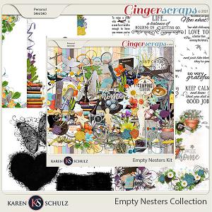 Empty Nesters Collection by Karen Schulz