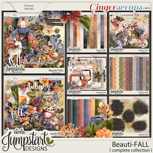 Beauti-FALL {Complete Collection} by Jumpstart Designs