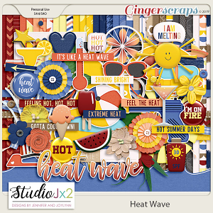 Heat Wave Digital Kit