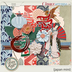 Japan Mini Kit by Chere Kaye Designs