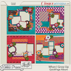 When I Grow Up - QuickPages