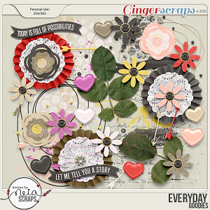 Everyday - Goodies - by Neia Scraps