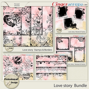 Love story Bundle