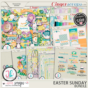 Easter Sunday - Bundle - by Neia Scraps and JB Studio