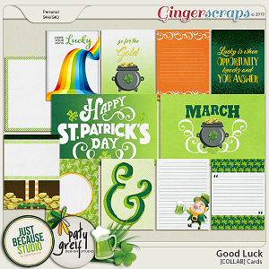 Good Luck Collab Cards by JB Studio and Paty Greif