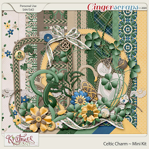 Celtic Charm Mini Kit
