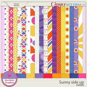 Sunny side up - papers