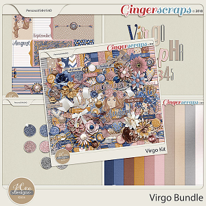 Virgo Bundle by JoCee Designs