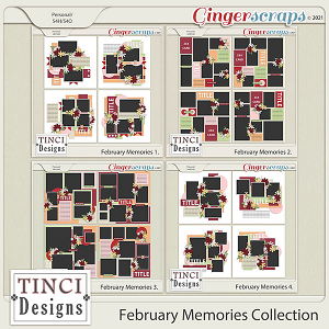 February Memories Collection