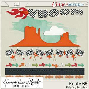 Route 66 | Finishing Touches