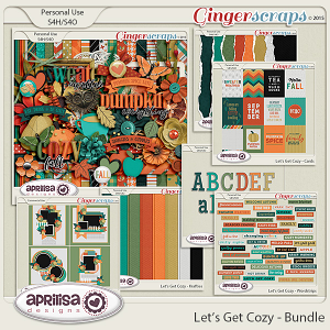 Let's Get Cozy - Bundle