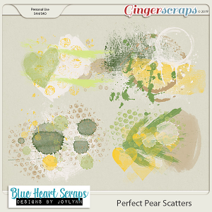 Perfect Pear Scatters