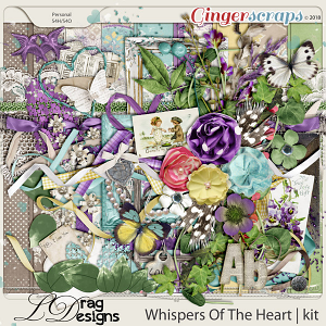 Whispers Of The Heart by LDragDesigns