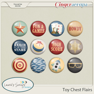 Toy Chest Flairs