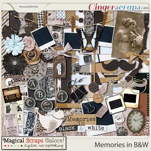 Memories in B&W