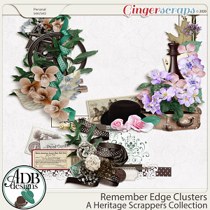 Remember Edge Clusters by ADB Designs